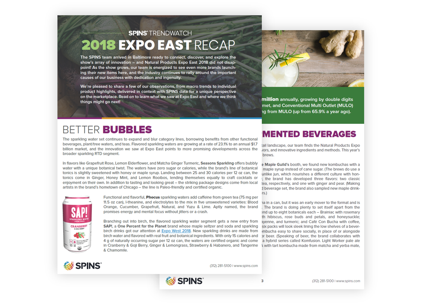 SPINS's experts recap Expo East 2018
