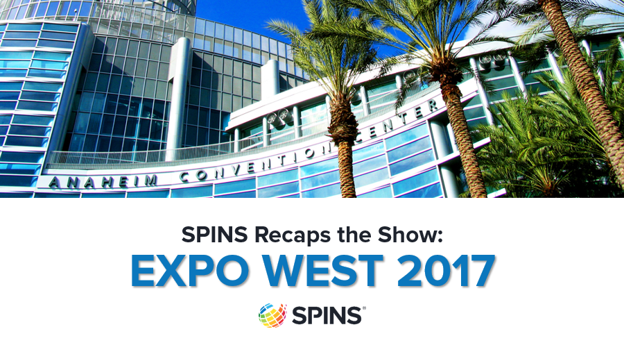 SPINS Recaps the Show: Expo West 2017