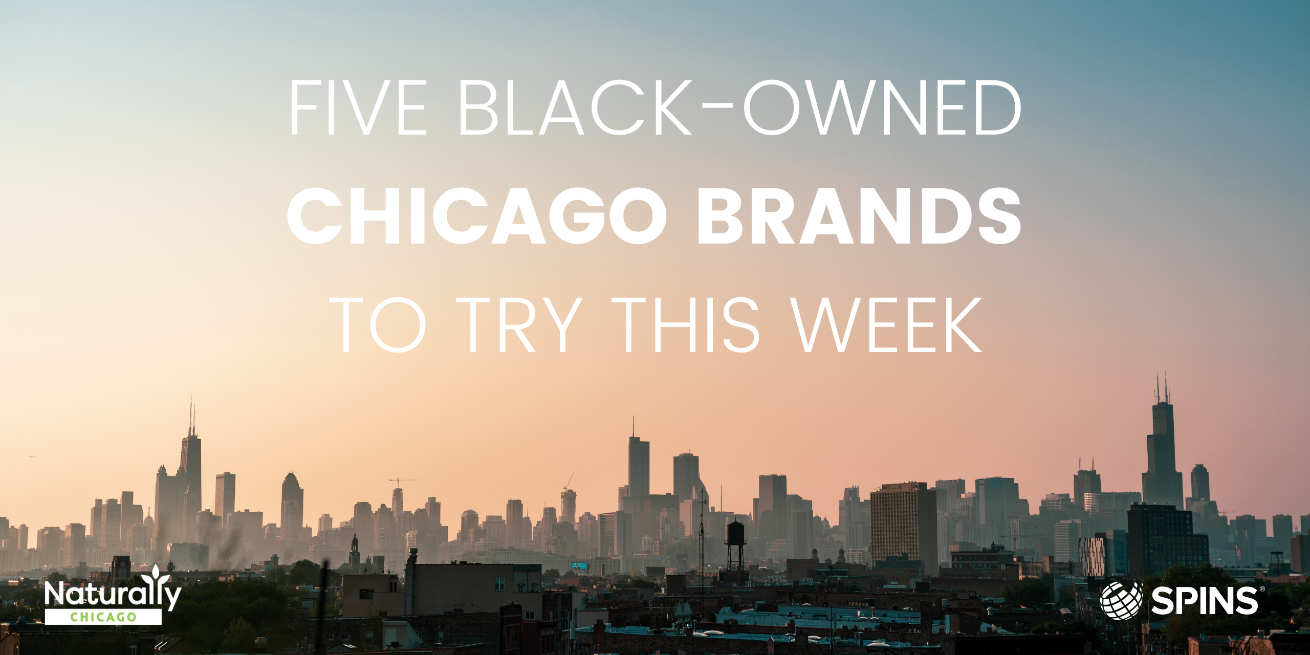 Five Local Chicago Brands To Try This Week: 6/22/20