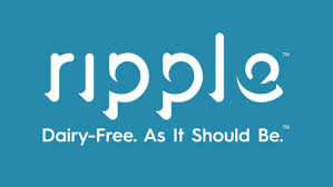 logo of ripple dairy free ice cream