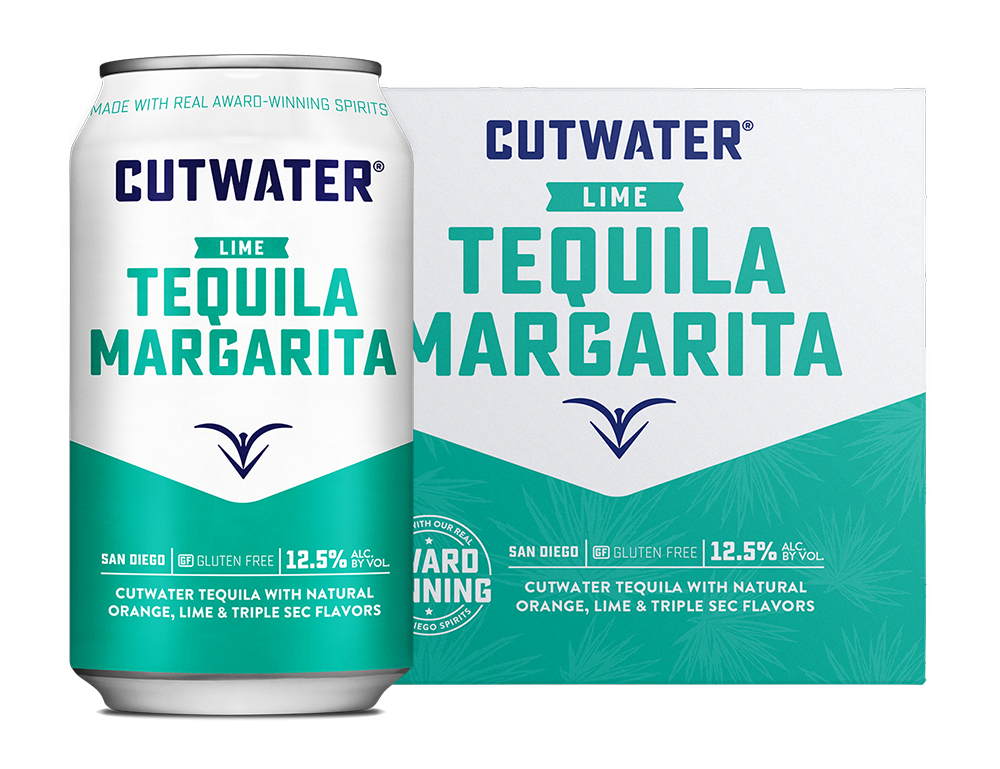 Cutwater ready-to-go cocktails see a jump in today's natural alcohol trends