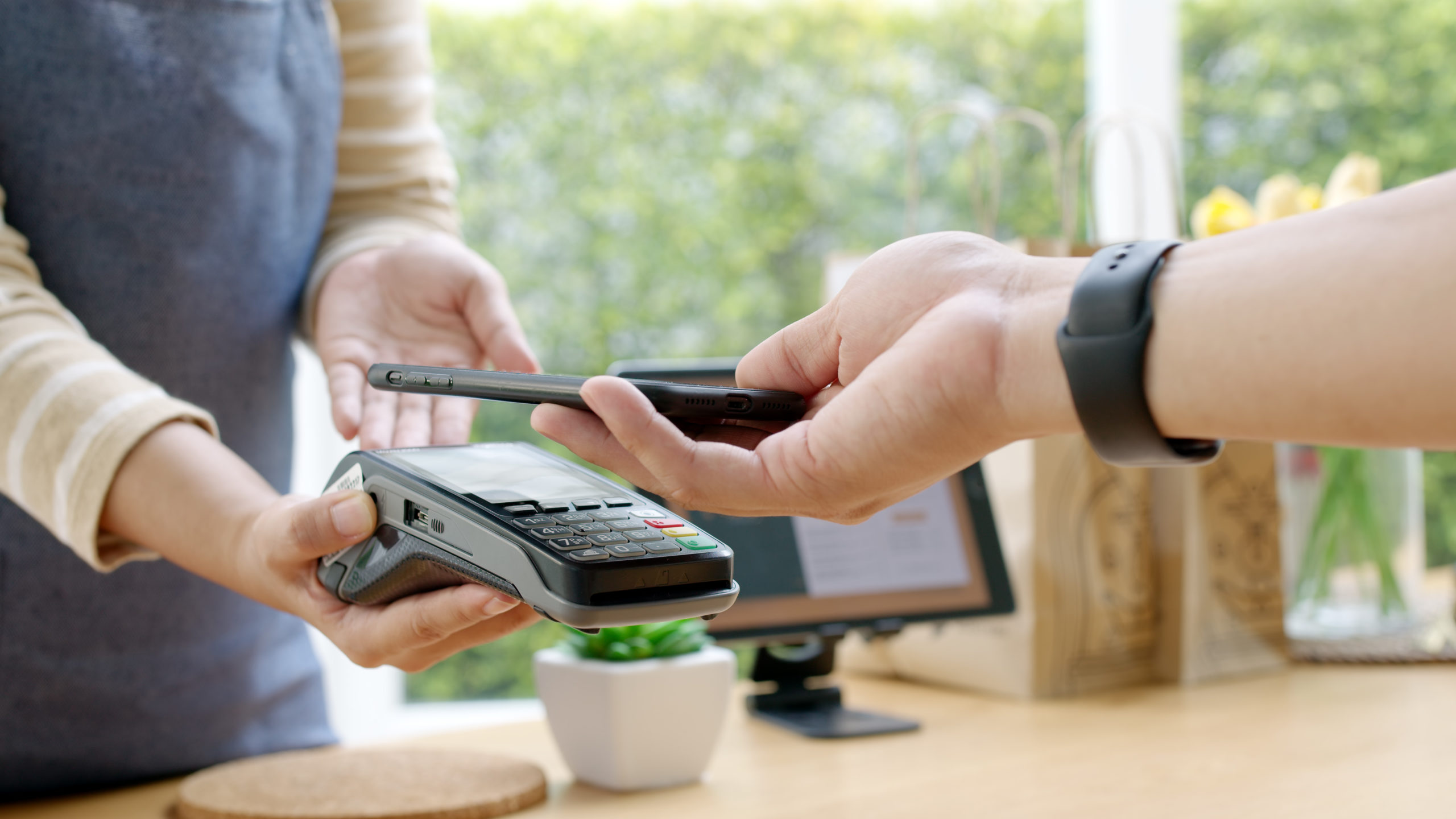 Point of sale transaction